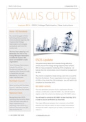 Wallis Cutts Autumn 2014 Newsletter (front)